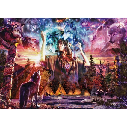 Native Dreams Jigsaw Puzzle