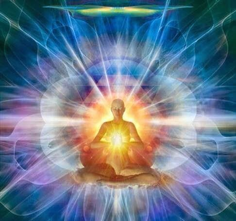 The inner self. Your true source of life of which you are.