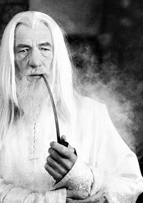 Gandolf The White Sage