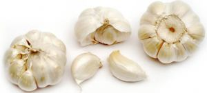 Garlic and bulbs