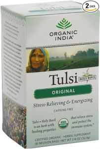 Tulsi Tea from Amazon
