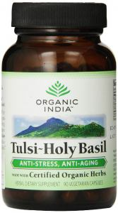 Tulsi supplement from Amazon