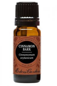 Ceylon cinnamon essential Oil via Amazon