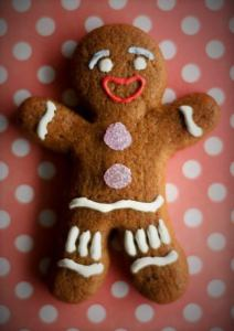 Gingerbread Man Image