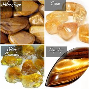 Crystals for the Solar Plexus Balancing