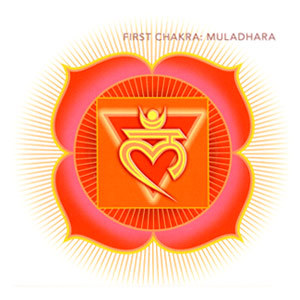 The First or Muladhara Chakra