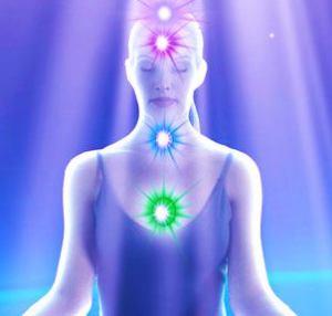 Upper Spiritual Chakras