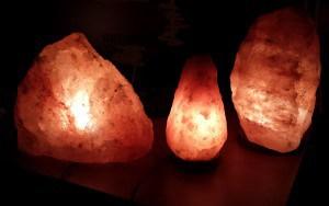 Pink Himalayan Salt Lamps