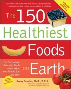150 healthiest foods book