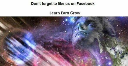 Like and Join us on Facebook Learn Earn Grow