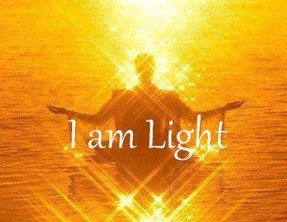 I AM Light and so are YOU