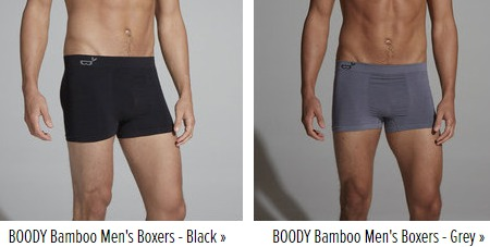 Boody Bamboo Mens briefs