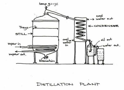 Concept of Steam Distillation