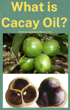 What is Cacay Oil