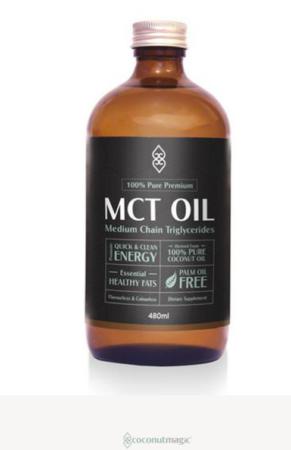 Coconut Magic Oil